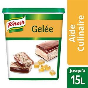 Knorr Gelée 750g jusqu'à 15L