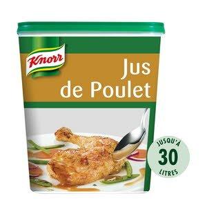 Knorr Jus de Poulet Déshydraté 750g Jusqu'à 30L