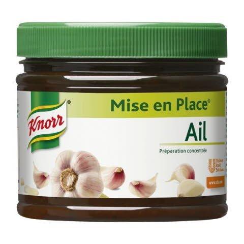 Knorr Mise en place Ail 340g