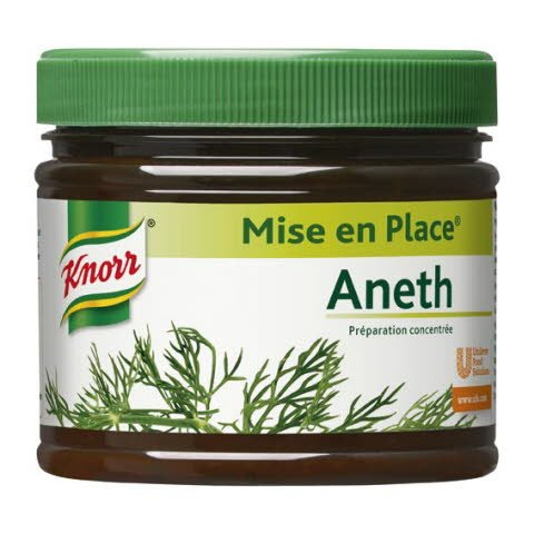 Knorr Mise en place Aneth 340g