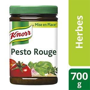 Knorr Mise en place Pesto Rouge 700g