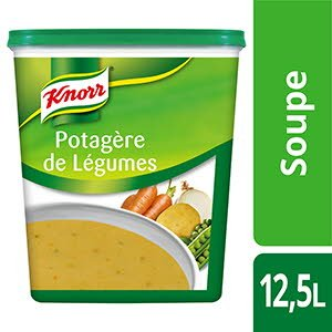 Knorr Potagère de Légumes 875g 50 portions -