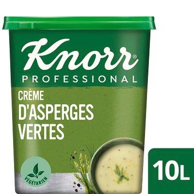 Knorr Professional Crème d'Asperges Vertes 900g jusqu'à 10L -
