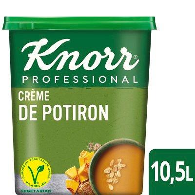 Knorr Professional Crème de Potiron 1,155kg jusqu'à 10,5L -