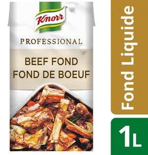Knorr Professional Fond de Bœuf liquide 1L