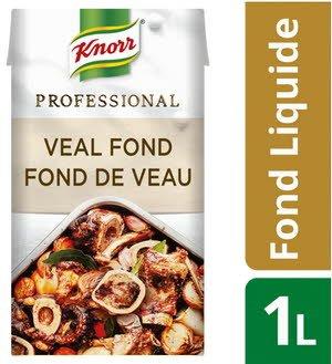 Knorr Professional Fond de Veau liquide de 1L -