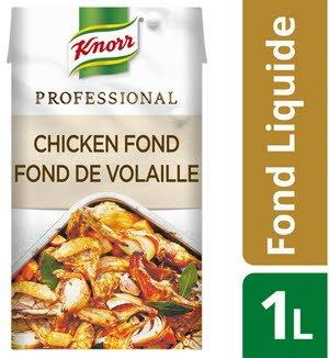Knorr Professional Fond de Volaille liquide 1L