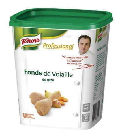 Knorr Professional Fonds de Volaille en pâte 1 Kg