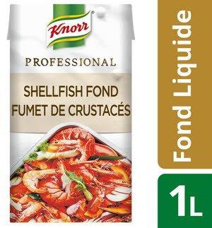 Knorr Professional Fumet de Crustacés liquide 1L