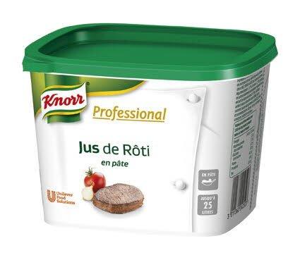 knorr Professional Jus de Rôti en pâte 1kg jusqu'à 25L