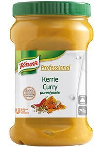Knorr Professional Purée de curry 750g -