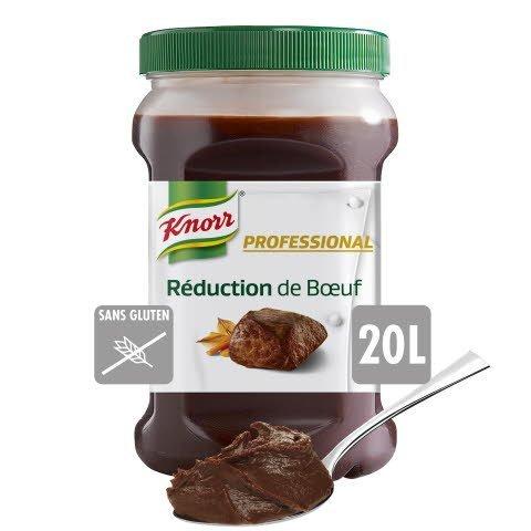 Knorr Professional Réduction de bœuf 800g jusqu'à20L