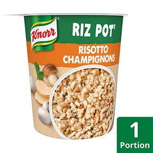 Knorr Riz Pot Risotto Champignons 75g -