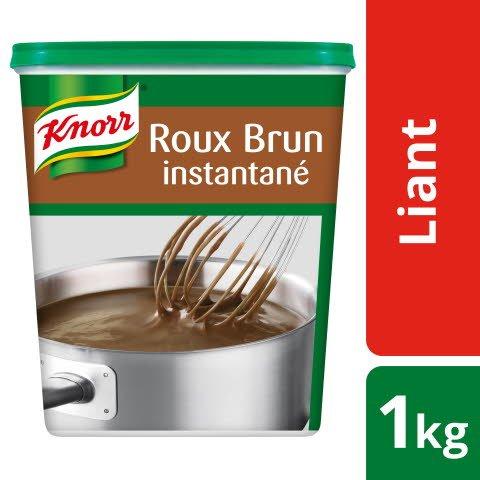 Knorr Roux Brun Instantané Déshydraté 1kg