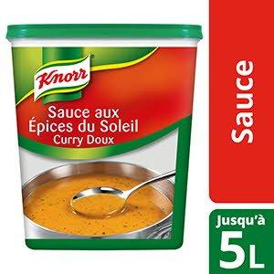 Knorr Sauce aux épices du Soleil Déshydratée 1kg Jusqu'à 5L