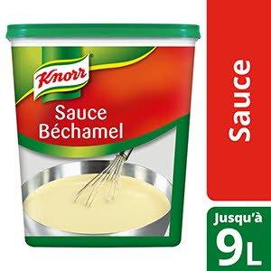 Knorr Sauce Béchamel Déshydratée 800g Jusqu'à 9L