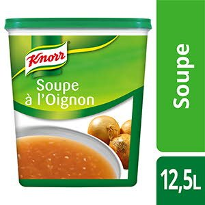 Knorr Soupe à l'Oignon 565g 50 portions