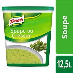 Knorr Soupe au Cresson 750g 50 portions