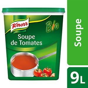 Knorr Soupe de Tomate Bio 9L jusqu'à 9L