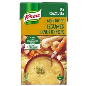 Knorr Soupe Liquide - Mouliné de Légumes d'Autrefois  1L -
