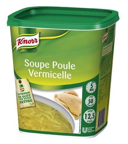 Knorr Soupe Poule Vermicelle