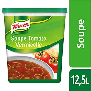 Knorr Soupe Tomate Vermicelle 875g 50 portions