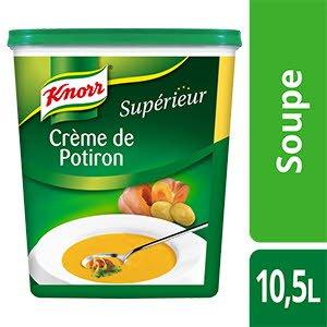 Knorr Supérieur Crème de Potiron 550g 42 portions