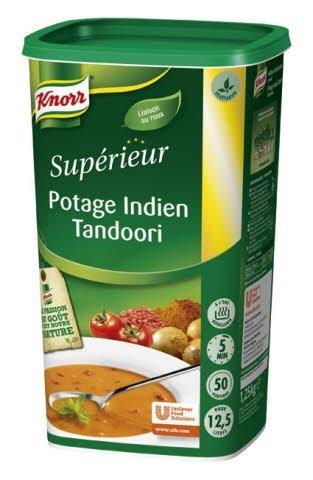 Knorr Supérieur Potage Indien Tandoori