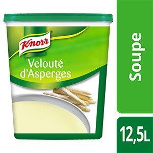 Knorr Velouté d'Asperges 875g 50 portions