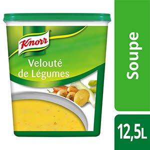 Knorr Velouté de Légumes 940g 50 portions