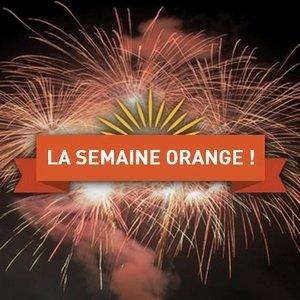 La semaine Orange ! -