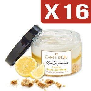 Les Suprêmes Inspiration Tarte au Citron x16