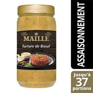 Maille Assaisonnement pour Tartare de Bœuf 1,1L