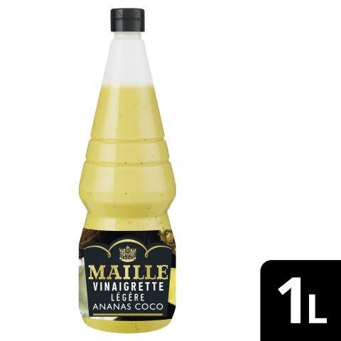 Maille Inspiration Vinaigrette légère Ananas Coco 6x1L -