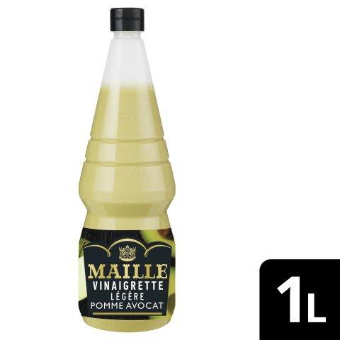 Maille Inspiration Vinaigrette légère Pomme Avocat Jalapeño 6x1L -