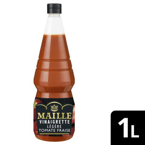 Maille Inspiration Vinaigrette légère Tomate Fraise 6x1L -