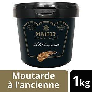 Maille Moutarde à l'ancienne Seau 1kg