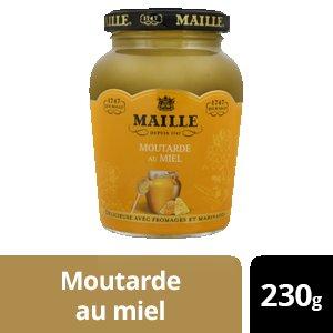 Maille Moutarde au Miel, 12 x 230 g -