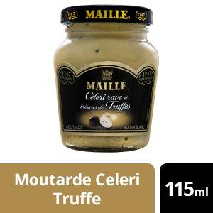 Maille Moutarde Céleri et Brisures de Truffe - 12 x 115 ml