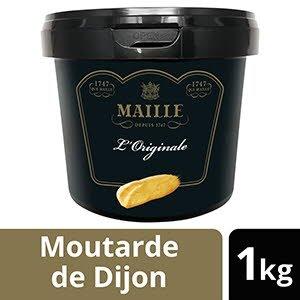 Maille Moutarde de Dijon Seau 1Kg