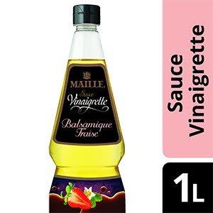 Maille Sauce Vinaigrette Balsamique-Fraise 1L