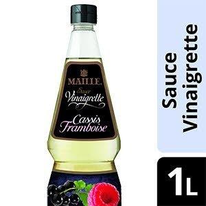 Maille Sauce Vinaigrette Cassis-Framboise 1L