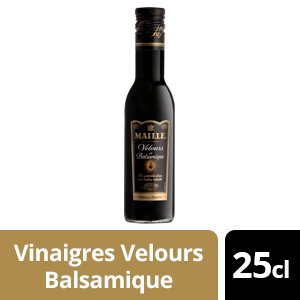 Maille Velours de vinaigre balsamique de Modène - 12 x 25 cl