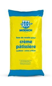 Moench Crème Pâtissière à Chaud 1kg