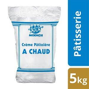 Moench Crème Pâtissière à Chaud 5kg