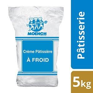 Moench Crème Patissière à Froid 5kg