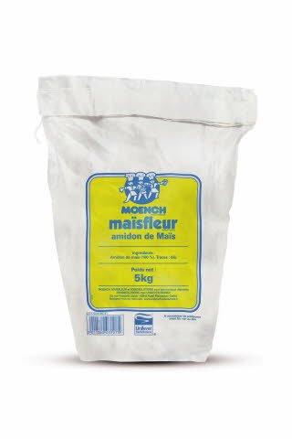 Moench Fleur de Maïs sac 5kg