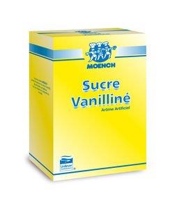 Moench Sucre Vanilliné 1,5kg