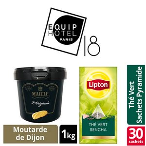 OFFRE SPECIALE EQUIP'HOTEL - 2 Produits offerts ! -