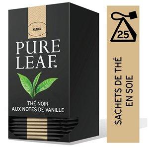 Pure Leaf Thé Noir aux notes de Vanille 25 sachets pyramides -